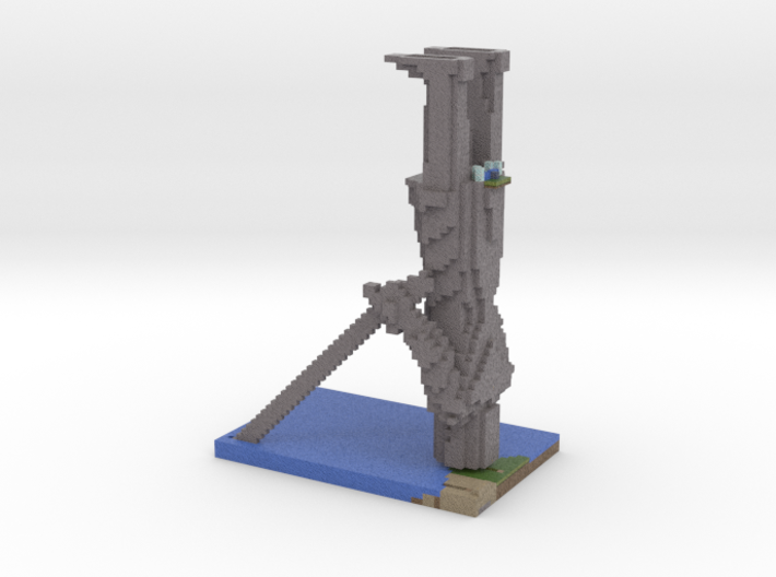 The Guardian 3d printed