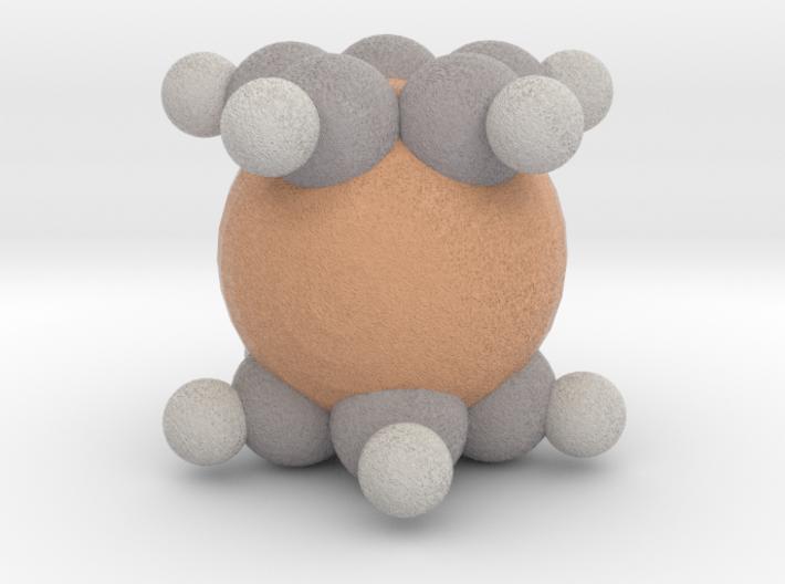Ferrocene 3d printed