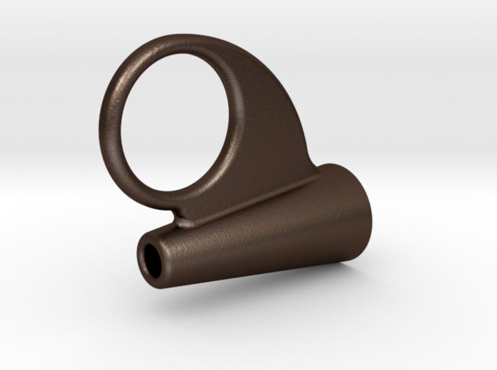 MK Chestbox Hook lock 3d printed
