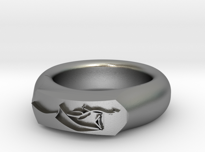 Dragon Ring 3d printed