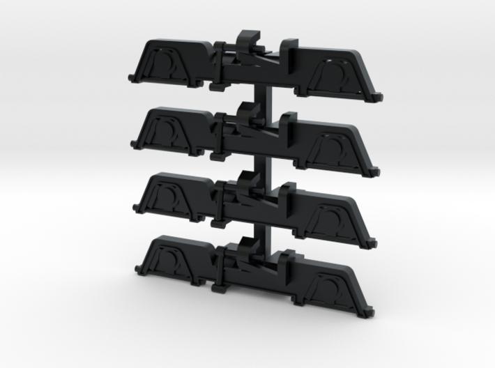 Blenden für 2 LH-DG H0m 3d printed