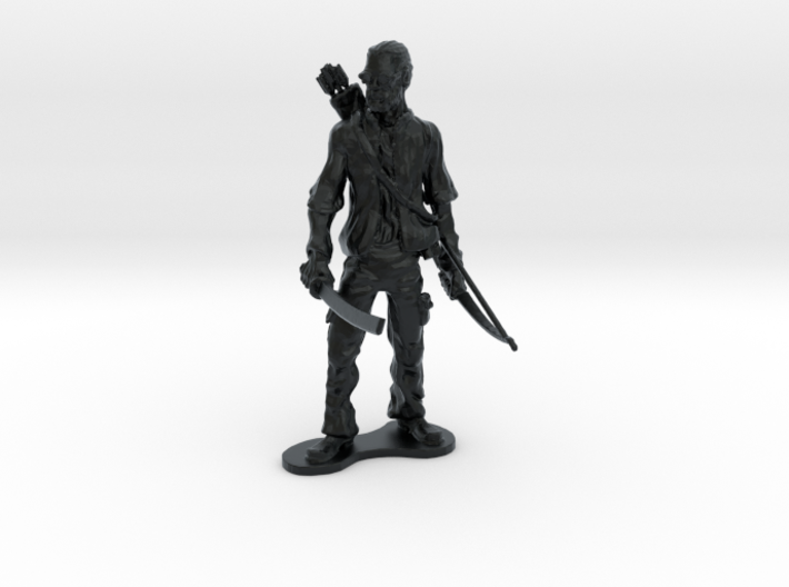 Old Man Hawkeye 3d printed