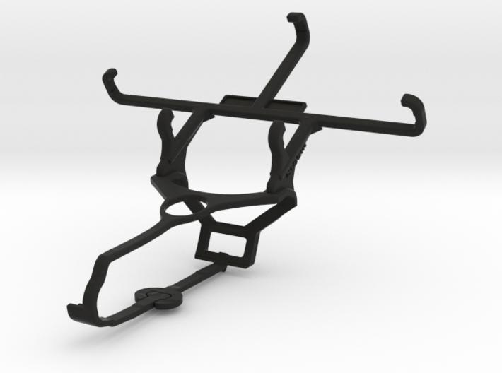 Steam controller & alcatel Pixi First 3d printed