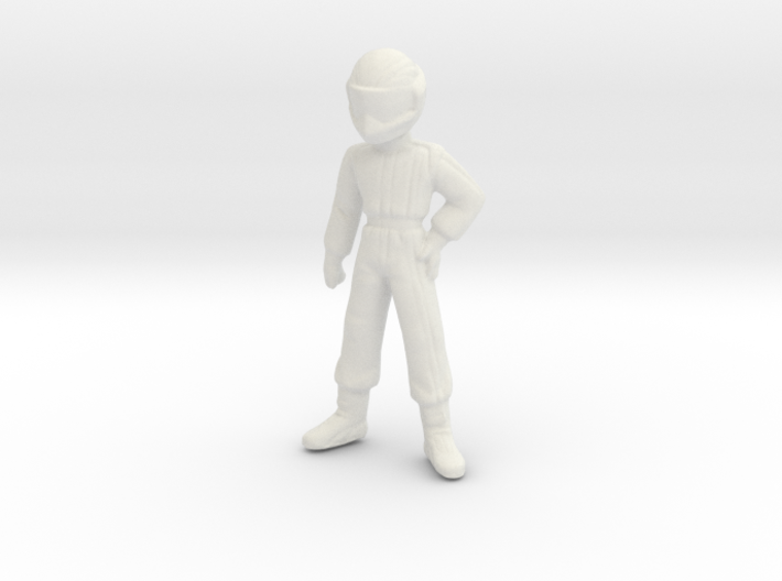 1/12 Young Driver 1.56 m 3d printed