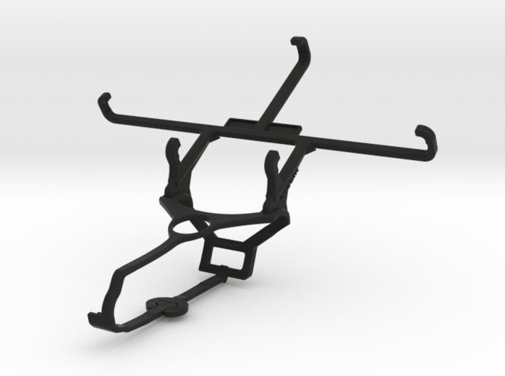 Steam controller & BLU Dash M - Front Rider 3d printed