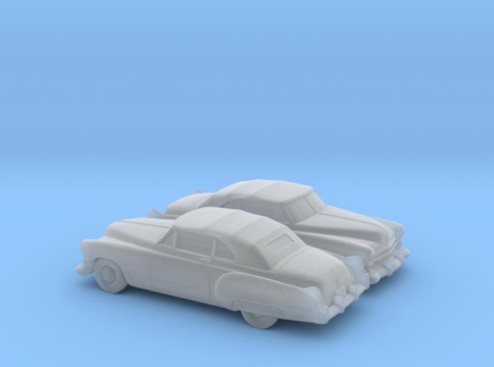 1/160 2X 1949-52 Cadillac Eldorado Convertible 3d printed