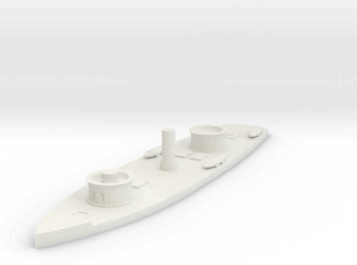 USS Onondaga 1/600 3d printed