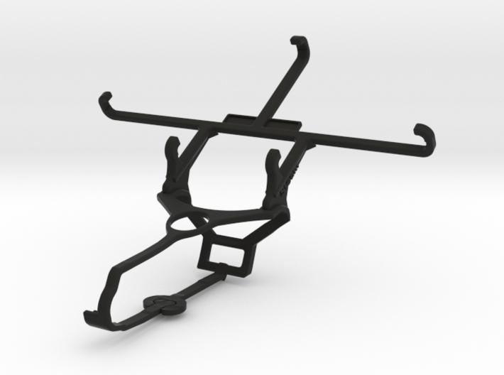 Steam controller & LG Zero - Front Rider 3d printed