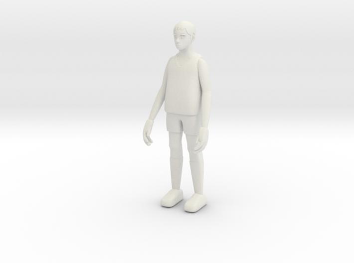 Soccorboy 3d printed