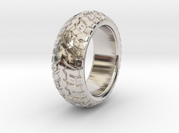 K60 - Tire ring 3d printed