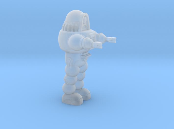 Rob-Bot V3 1-87 3d printed