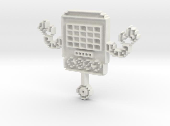 Mettaton 3d printed