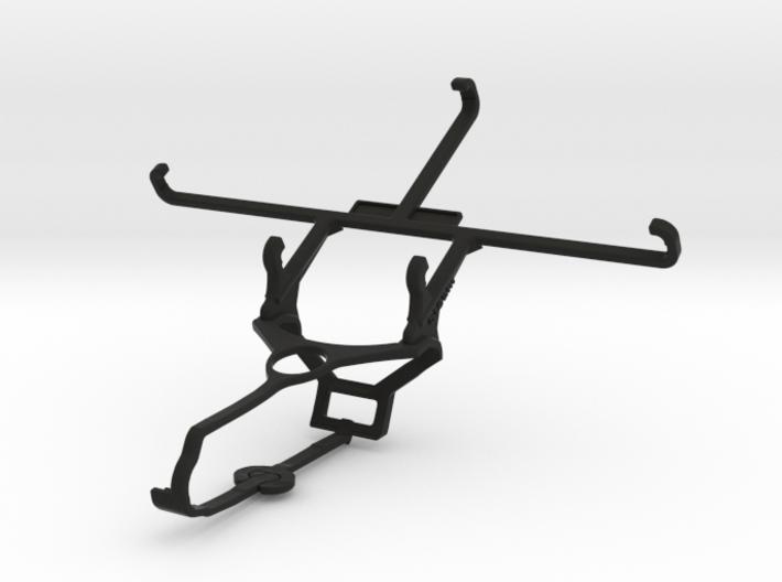 Steam controller & verykool s5518Q Maverick - Fron 3d printed