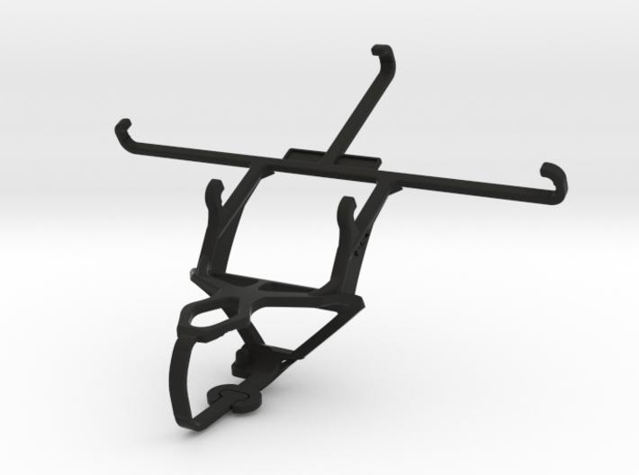 PS3 controller & vivo V3Max - Front Rider 3d printed
