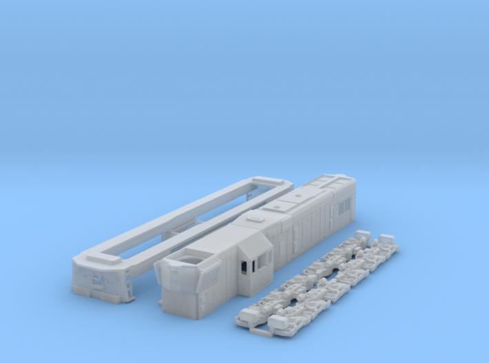 N GR12 FCAB Version 3d printed
