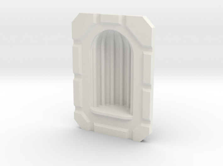 28mm Alcove MDF Building Accessory 3d printed