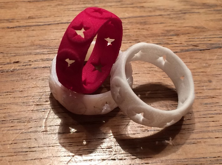Ringster 3d printed