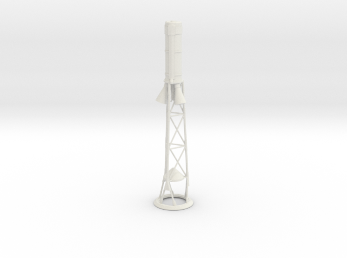 LES Tower for LJ-5A/B BT70 Scale 3d printed