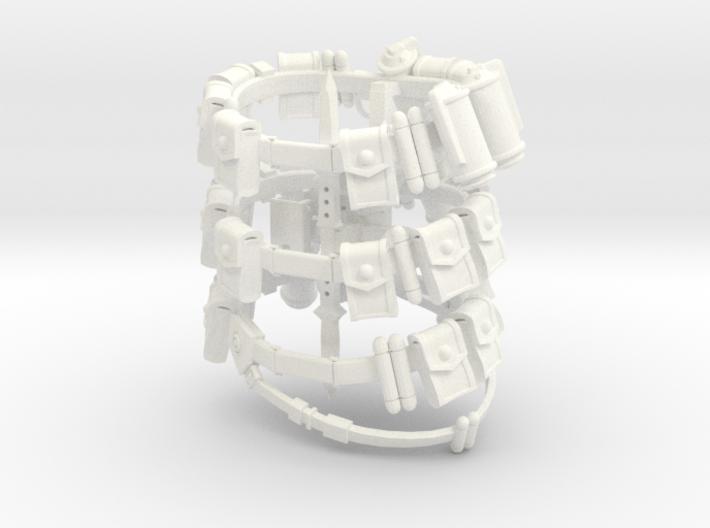 FB01-BeltPack-06  7inch 3d printed