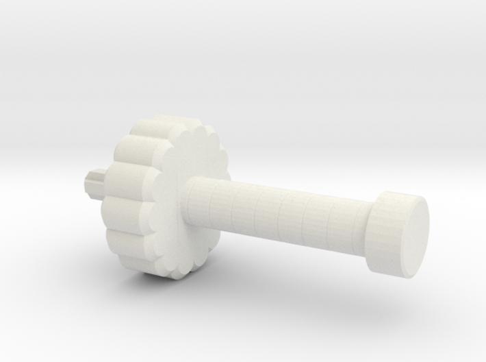 Lance Blade: Sword Hilt 3d printed