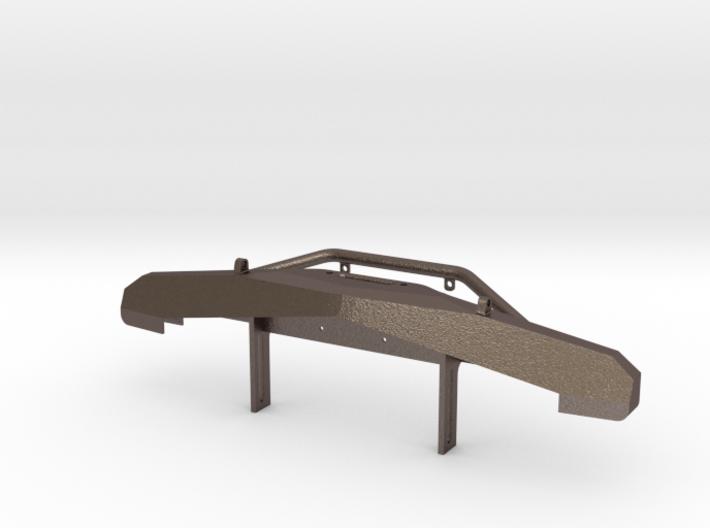 Scx10 Full Width Defender Bumper 3d printed