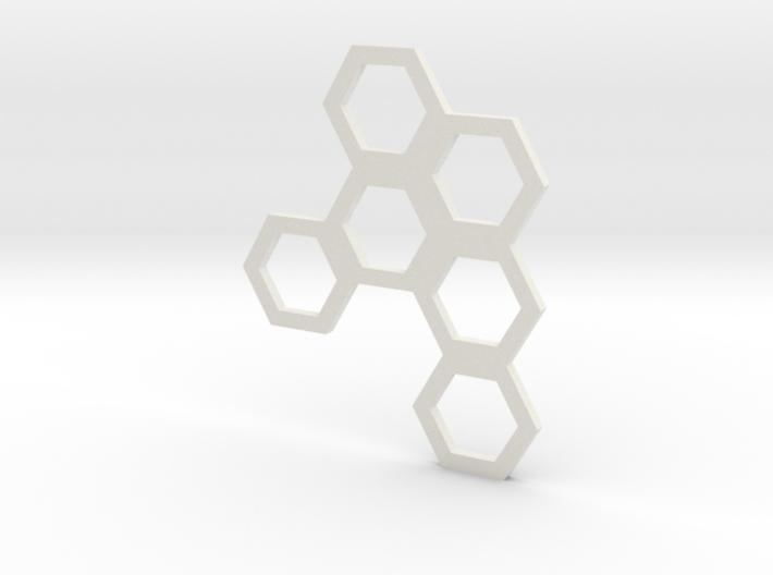 Hive Mind (Piece 4) 3d printed