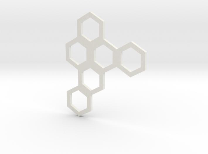 Hive Mind (Piece 8) 3d printed