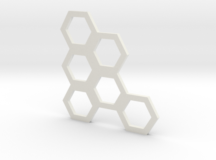 Hive Mind (Piece 12) 3d printed
