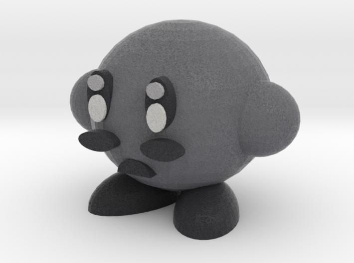 Shadow Kirby 3d printed