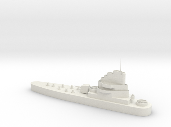 1/285 Scale USS Carronade IFS-1 3d printed