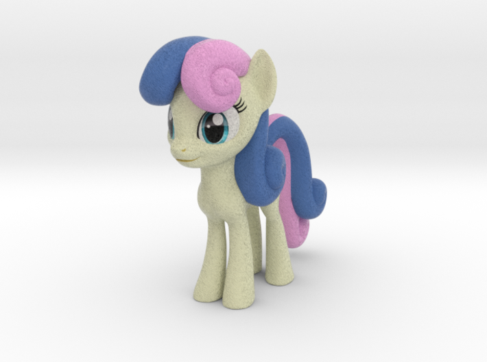 My Little Pony - Bonbon (≈65mm tall) 3d printed