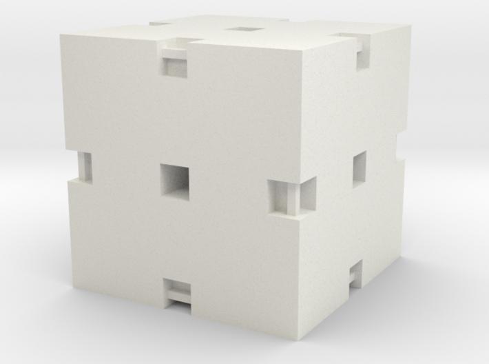 1-Bit 3d printed