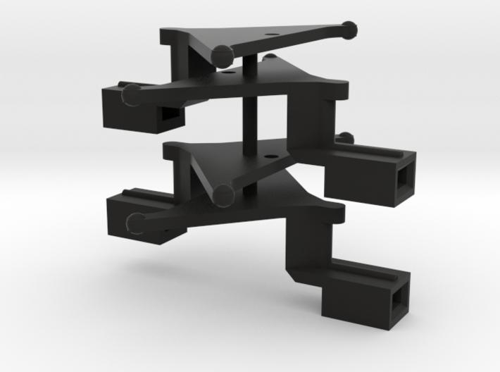 #00Q Kurzkupplungsdeichsel 01 (2 Paar) 3d printed