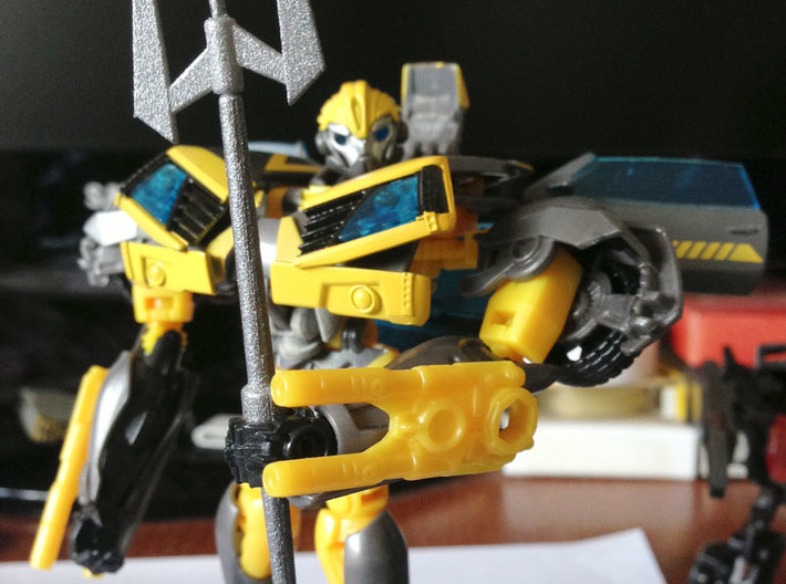 TF: Prime Legacy Weapons 3d printed