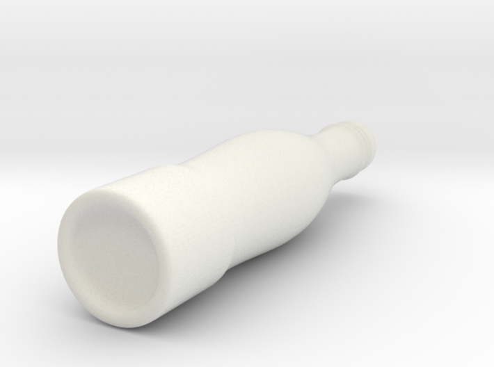 Miniature Soda Bottle 3d printed