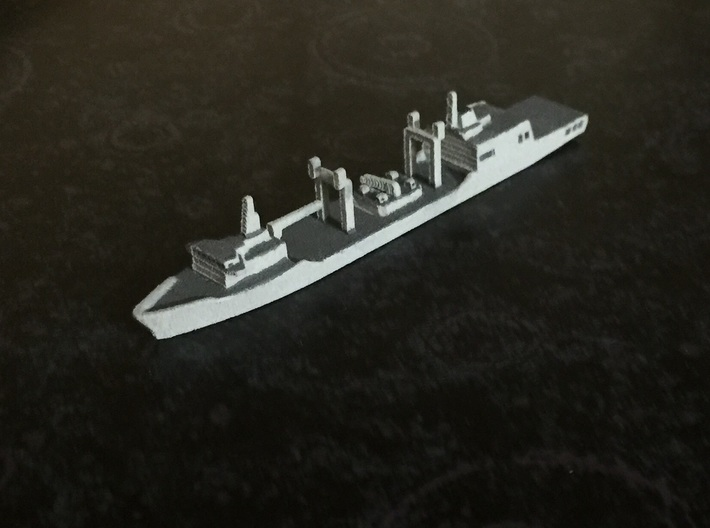 SPS Patiño (A14), 1/1800 3d printed Painted sample