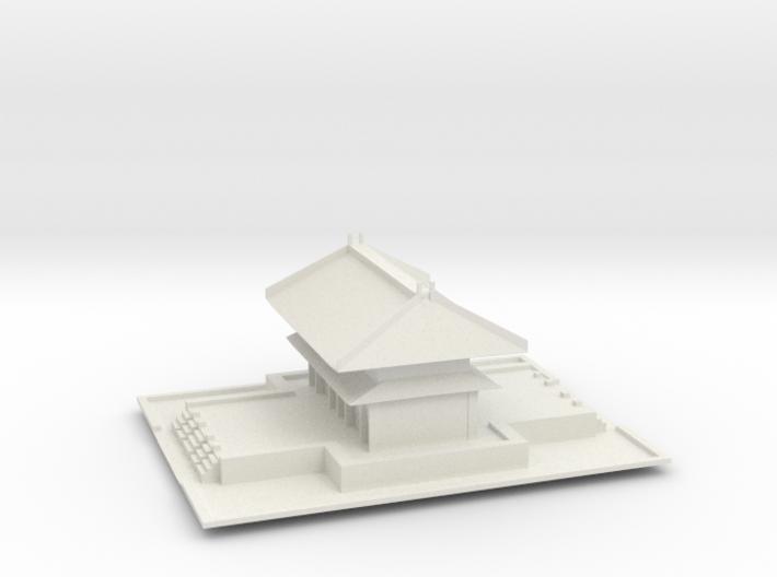 Mini Temple 3d printed