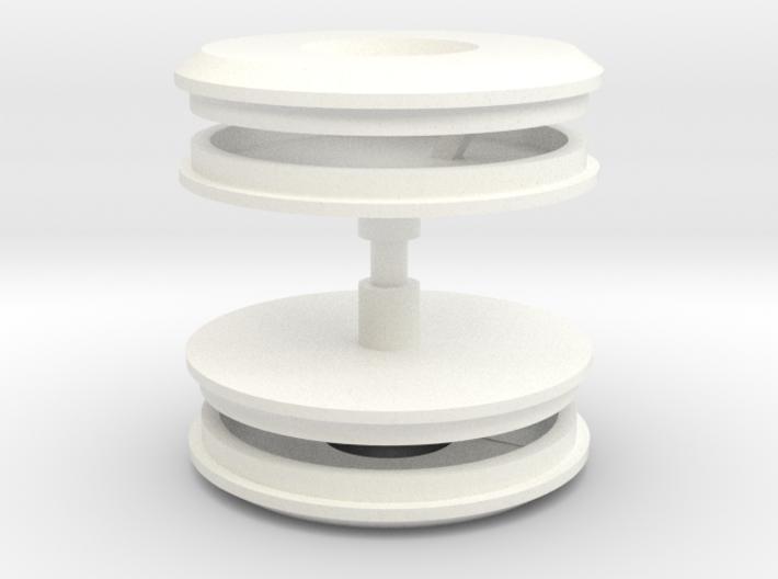 Shineybonce Wheels Part B 3d printed
