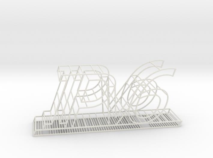 IPv6 Charge Station - Medium 3d printed