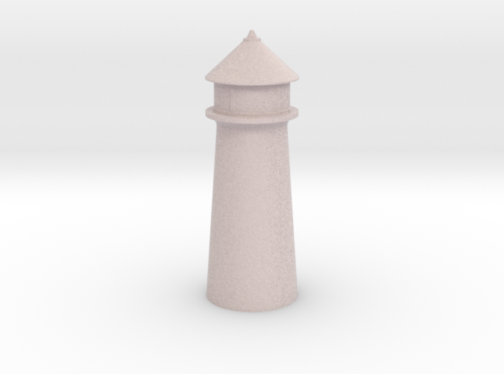 Lighthouse Pastel Light Pink 3d printed Lighthouse Pastel Light Pink