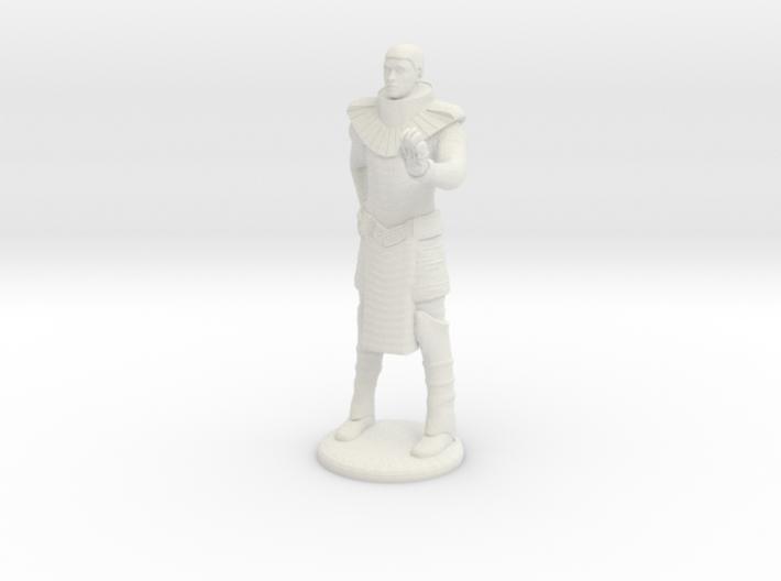 Apophis - 20 mm 3d printed