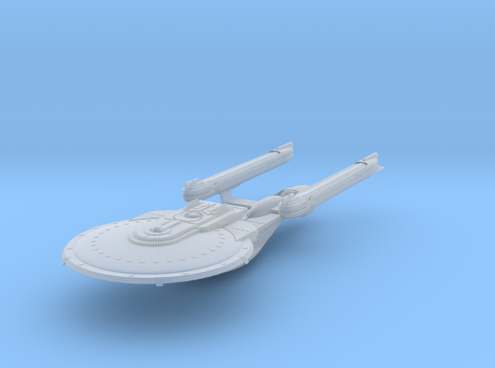 Excelsior B Class 3d printed