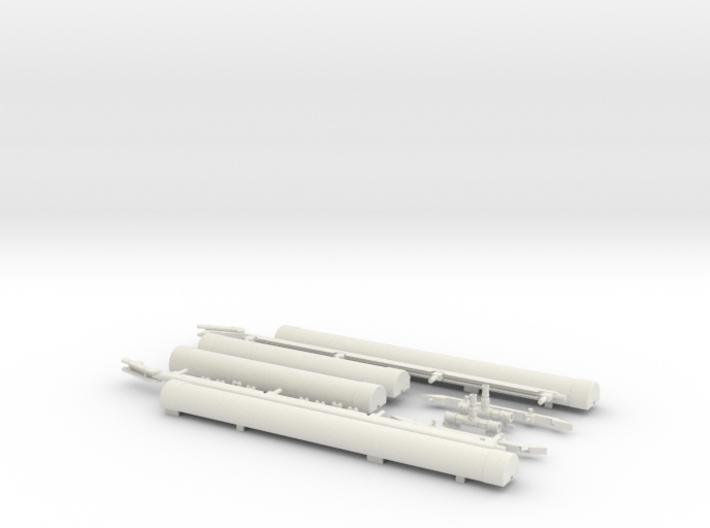 1.6 FLOTTEURS EC FULL KIT 3d printed