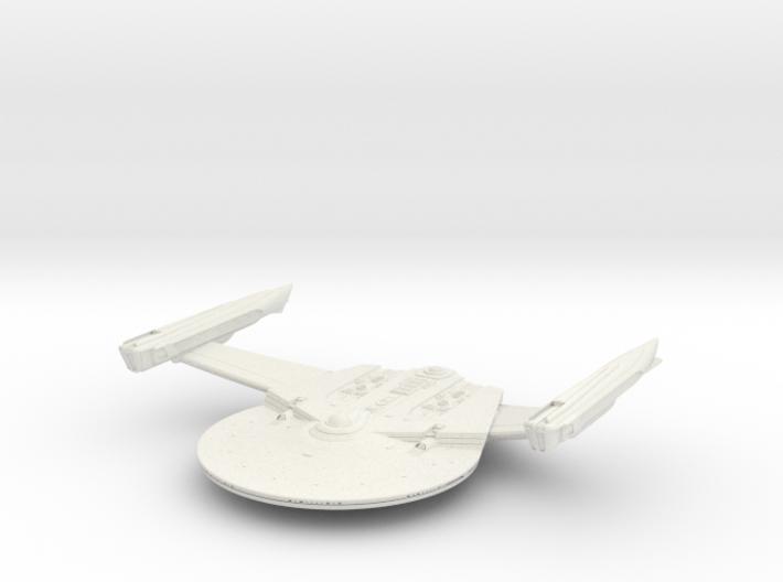 Atlantis Class Cruiser 3d printed