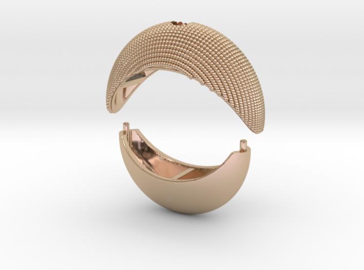 EYE pendant 3d printed