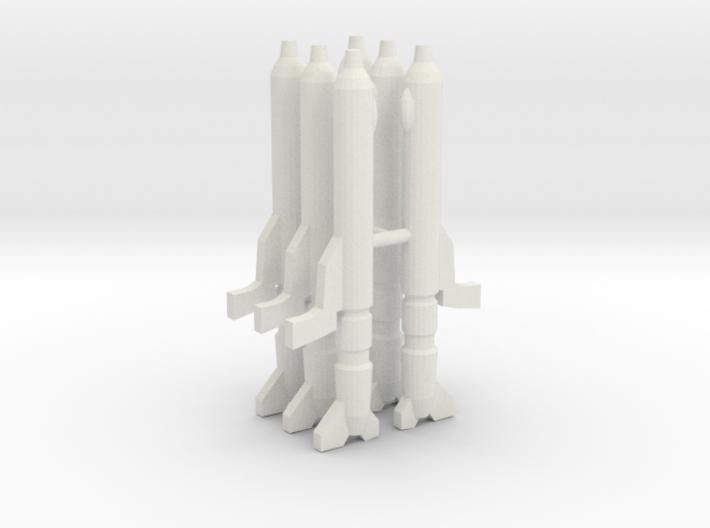 Gunpods 1/285 3d printed