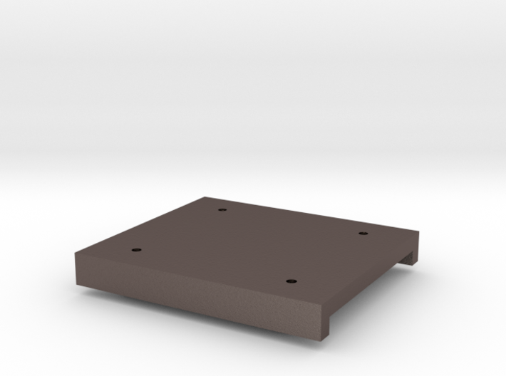 "Pyle ""E"" Type Generator Platform 3d printed"