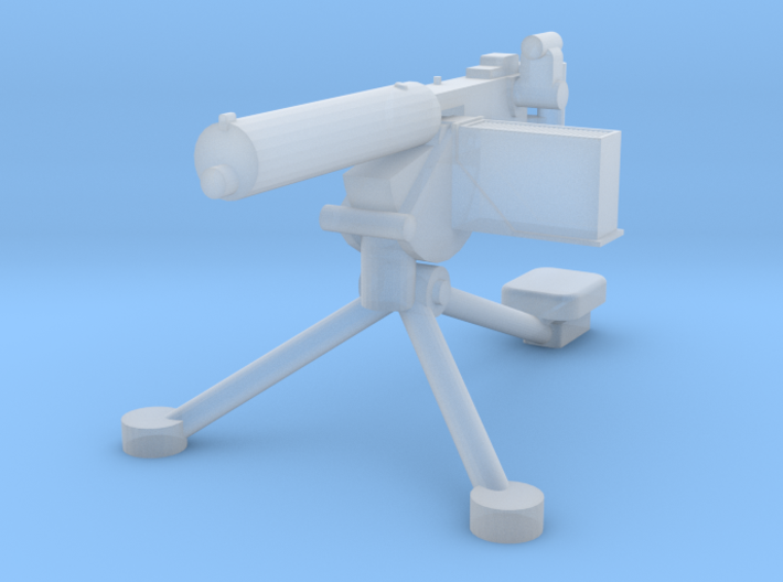 EQ25 Colt m/29 Machinegun (1/48) 3d printed
