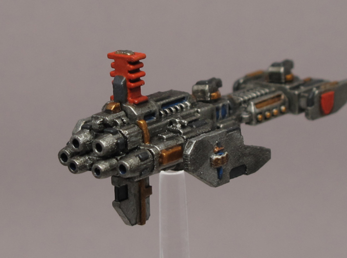 Titan Knights - Velites Frigate Kit (x2) 3d printed Stand Not Included