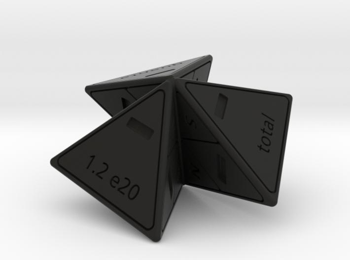 Lepton model 3d printed